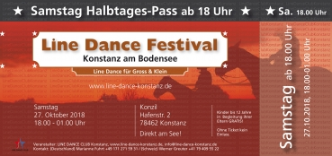 Samstag Halbtages Pass